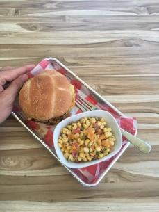 Vegan burger options
